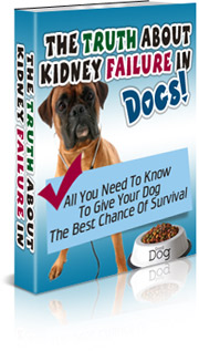 kidney failure in dogs ebook